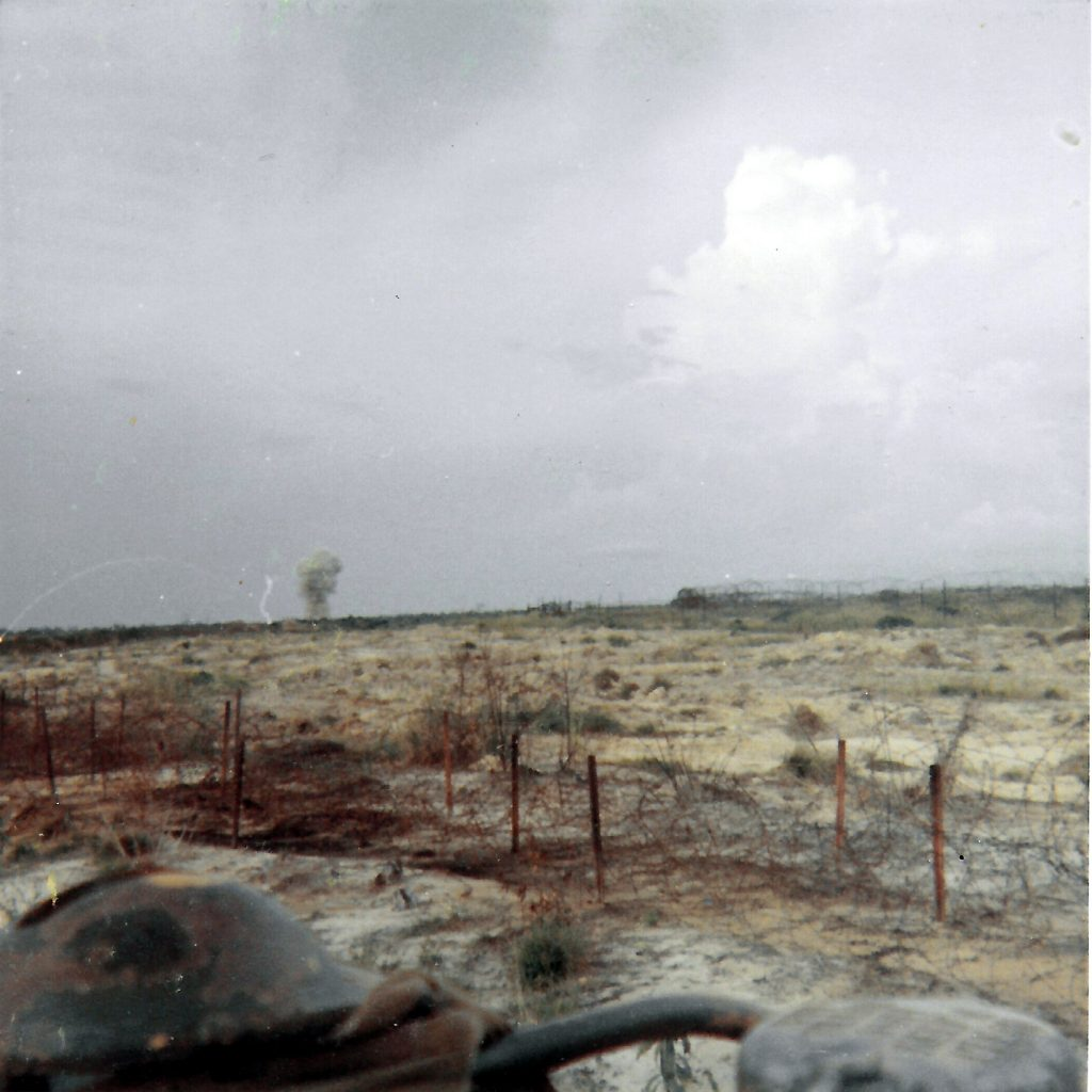vn21a INCOMING MORTARS